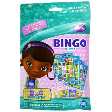Disney Doc Mcstuffins Bingo Game Just 7 50 Down From 20