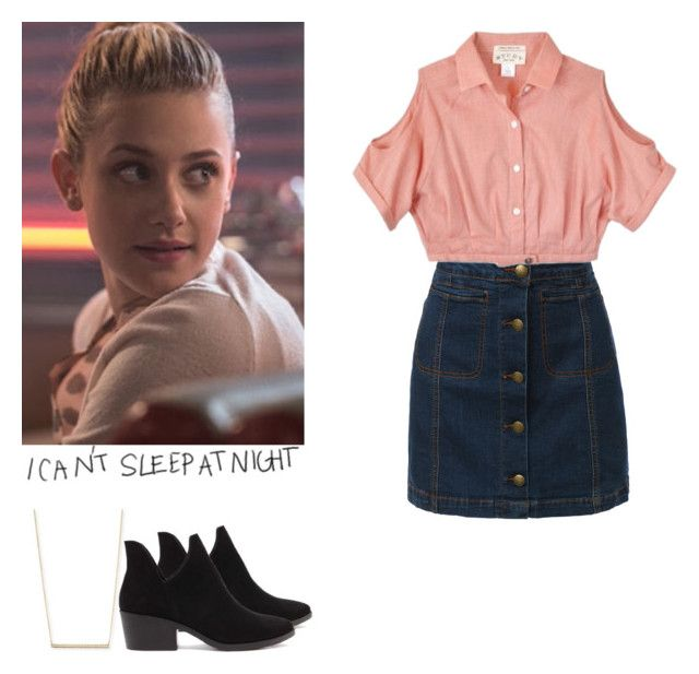 betty cooper night out outfit  riverdale  betty cooper