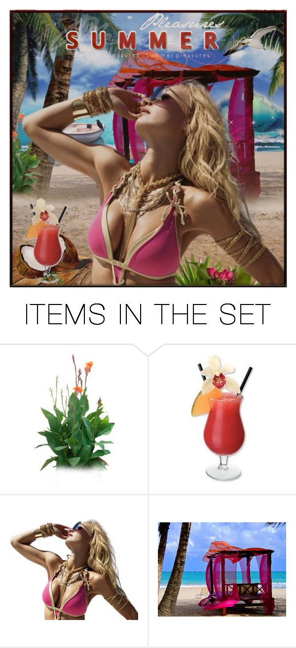 """""""Summer"""" by lastchance ❤ liked on Polyvore featuring art, Summer and lastchance"""