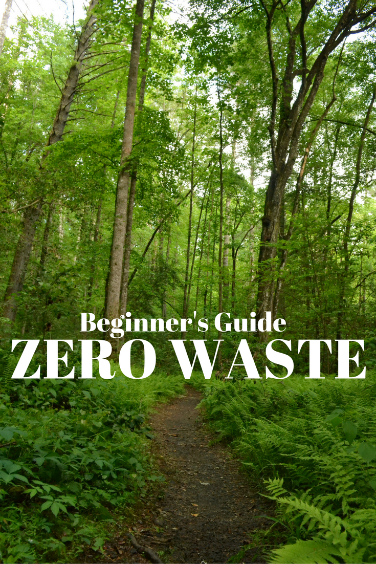 beginner's guide to zero waste beginner's guide to zero waste living!