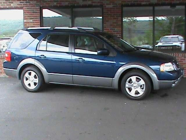 Naugatuck Ct Car Dealer >> 2005 Ford Freestyle Awd 4d Wagon Sel Available For Sale In