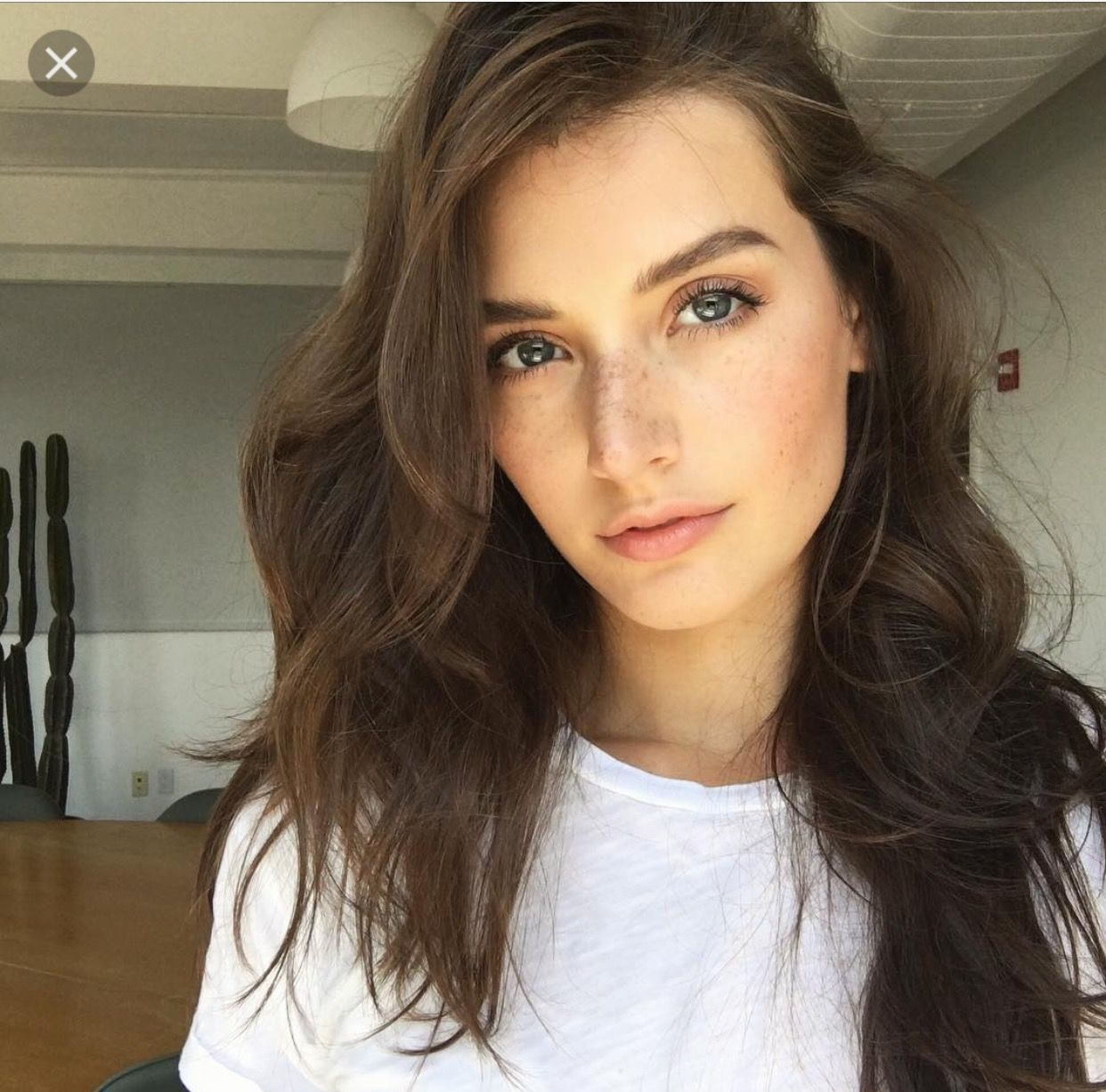 dark chocolate brown hair jessica clements hair styles
