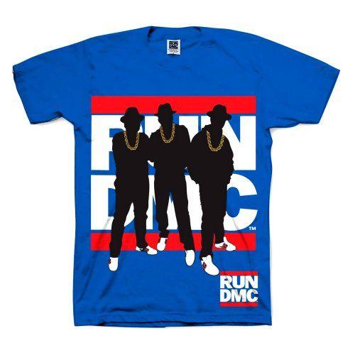 8bd94e0e335 Run DMC Men s Tee  Silhouette Wholesale Ref RDMCTS04MBU