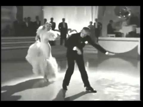 Fred Astaire And Ginger Rogers Dance To Parov Stelar Youtube Fred Astaire Swing Dancing Dance