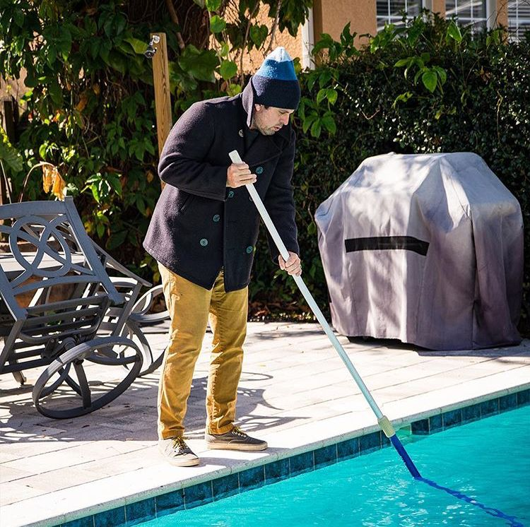 The Cold Winter Months Are No Excuse To Let Up On Pool Maintenance Take Care