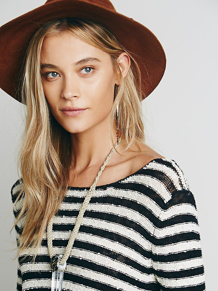 a8648069115 Grace Hats for Free People Joplin String Wrapped Hat at Free People  Clothing Boutique