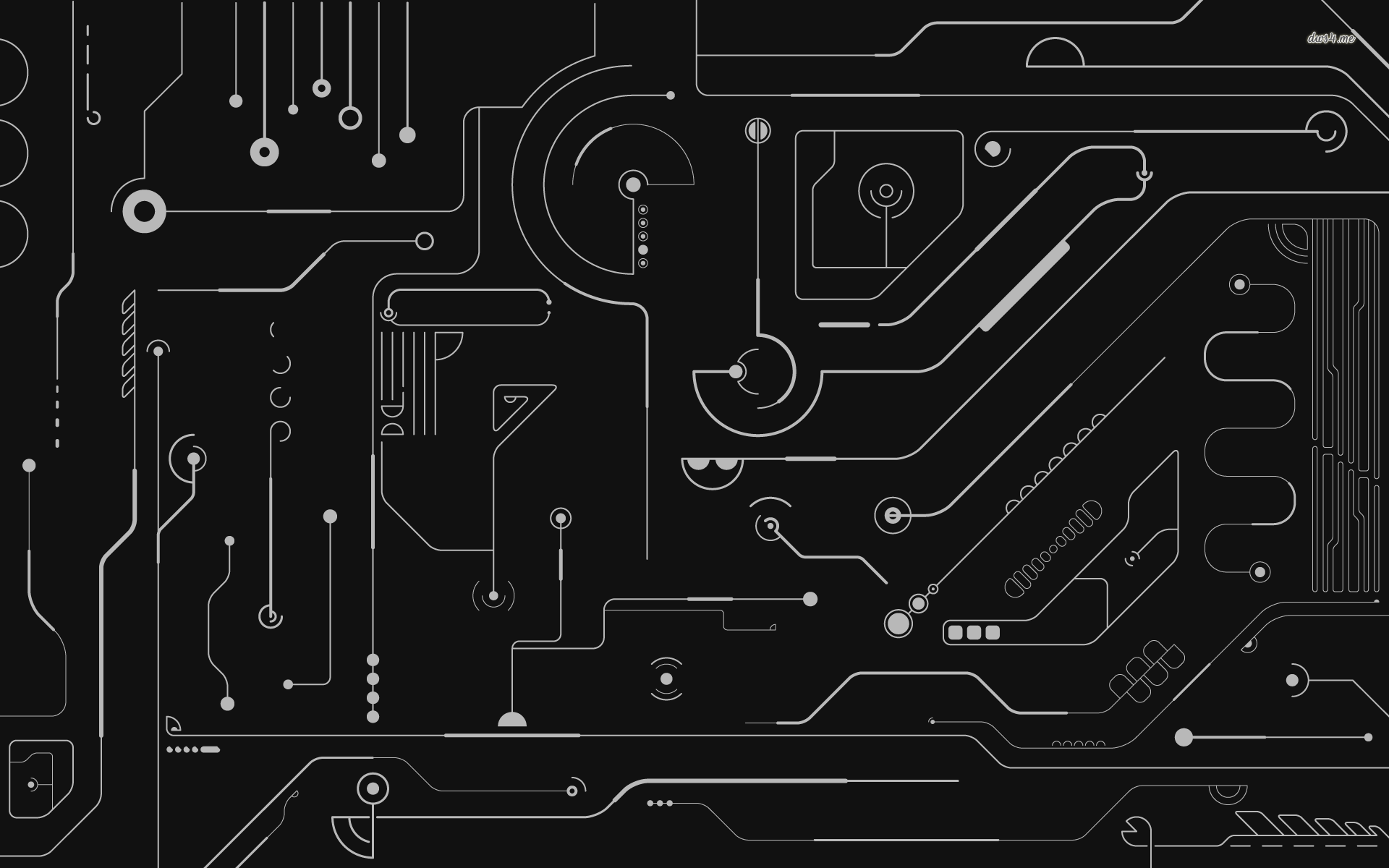 Computer Circuit Board Blue Loopable Background Hi Res Wallpapers Sale Printed Designer
