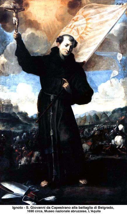 San Giovanni da Capestrano - 23 Ottobre
