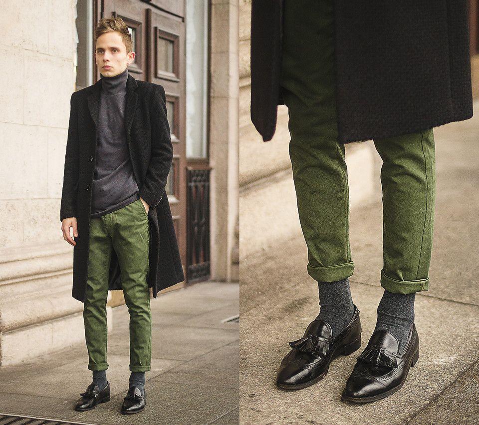 Daniil S. - Faded Green