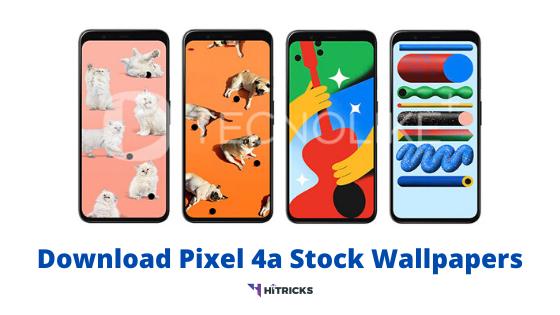 [LEAKED] Download Google Pixel 4a Stock Wallpapers – HiTricks