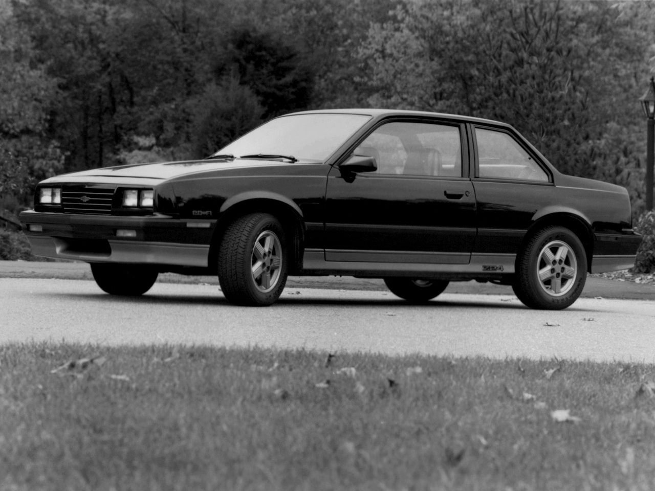 Chevrolet Cavalier Z24 Coupe 1984 1987 Chevrolet Cavalier Dream Cars Chevrolet