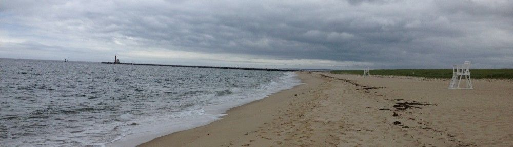 Scusset Beach In Sandwich Ma On A Cloudy Day Had It All To Myself