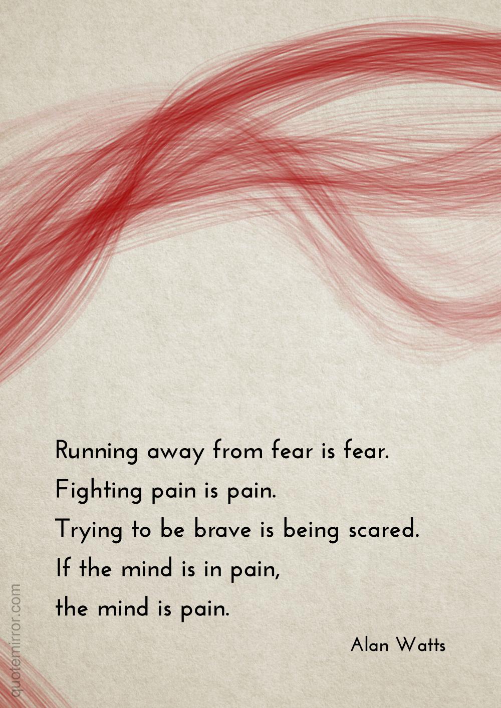 Fighting Pain