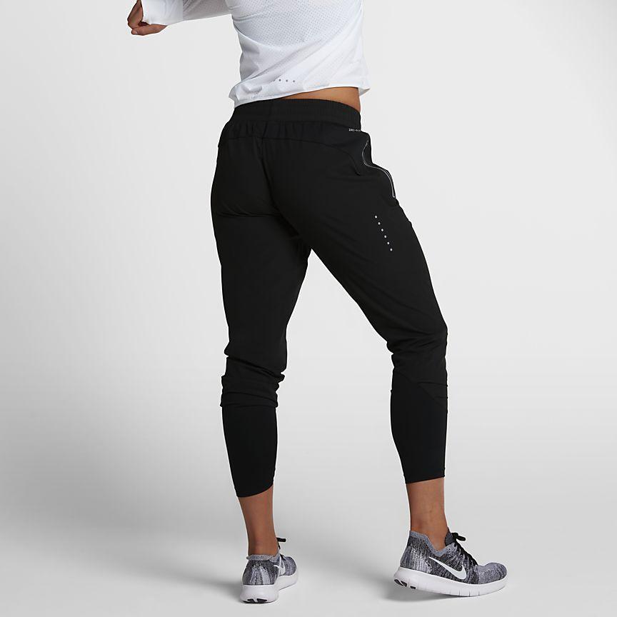 Cementerio Supresión masculino  Nike Swift Pantalón de running de 68,5 cm - Mujer | Ropa, Pantalones,  Pantalones leggins