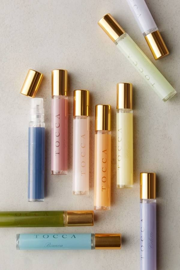 Tocca Meet The Girls Fragrance Collection, great gift! #anthrofave
