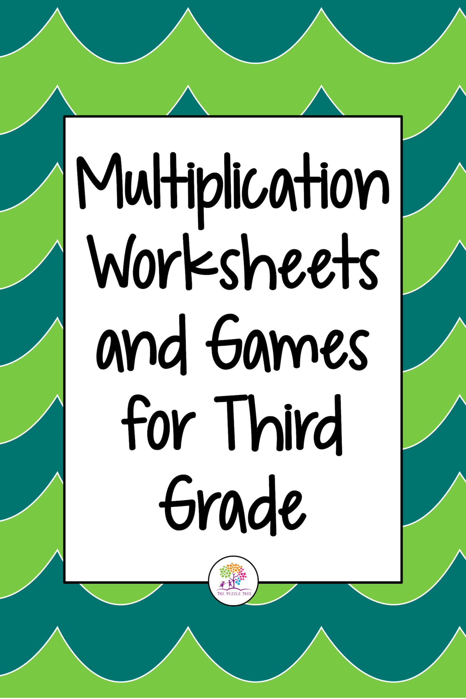 Multiplication Worksheets And Games To Give Your Third