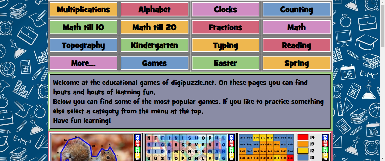 Educational games Educational games