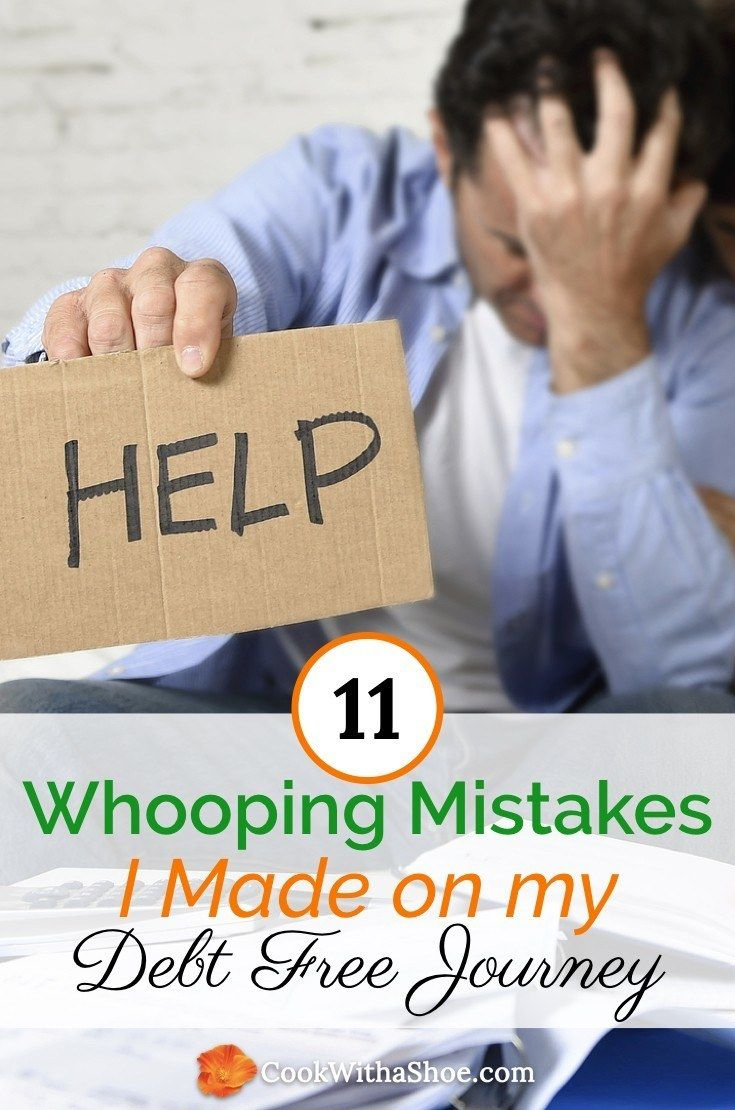 11 debt payoff mistakes that you need to know debt