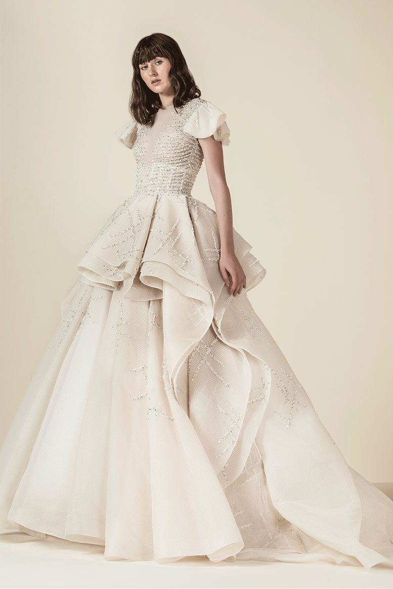 SAIID KOBEISY Spring 2019 Bridal Collection