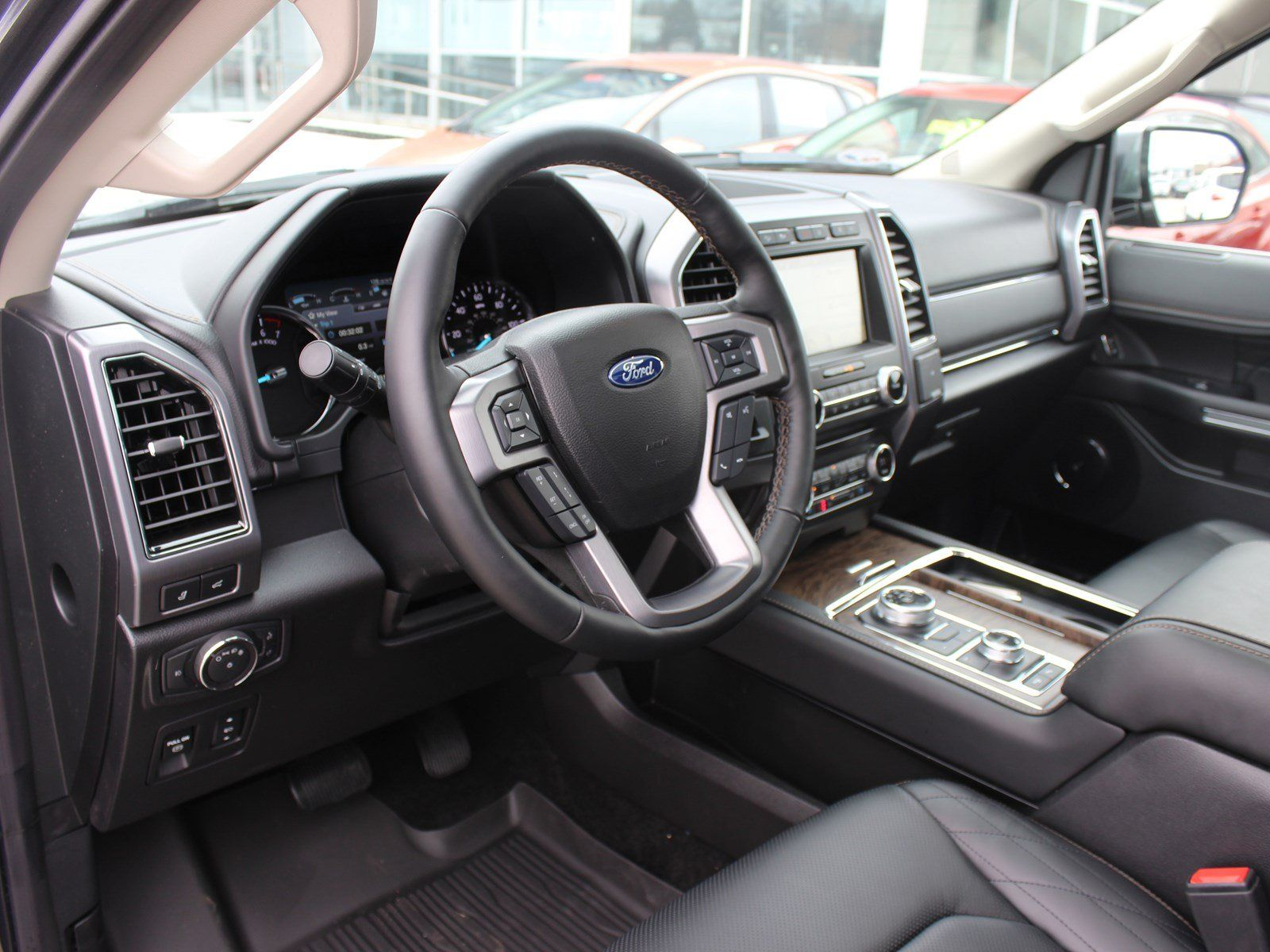 New 2018 Ford Expedition Max 4wd Platinum For Sale In Toledo Oh