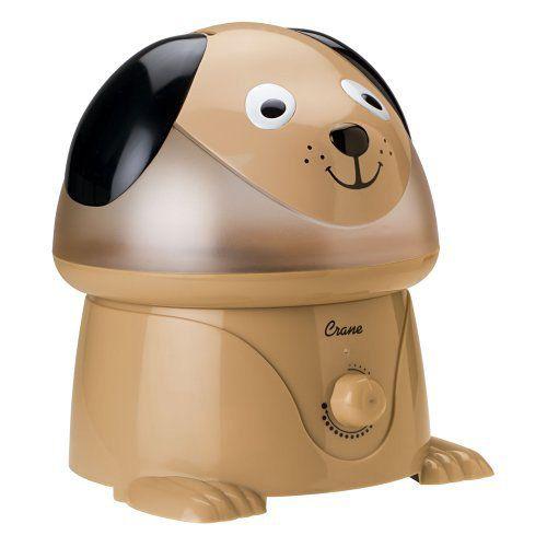 Crane USA Cool Mist Humidifiers for Kids, Dog Crane USA
