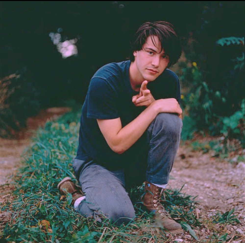 Keanu Reeves 1989 Keanu Reeves Keanu Reeves Young Keanu Reeves Quotes
