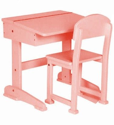 Saplings Pink Toddler Desk and Chair  Grandkids  My new