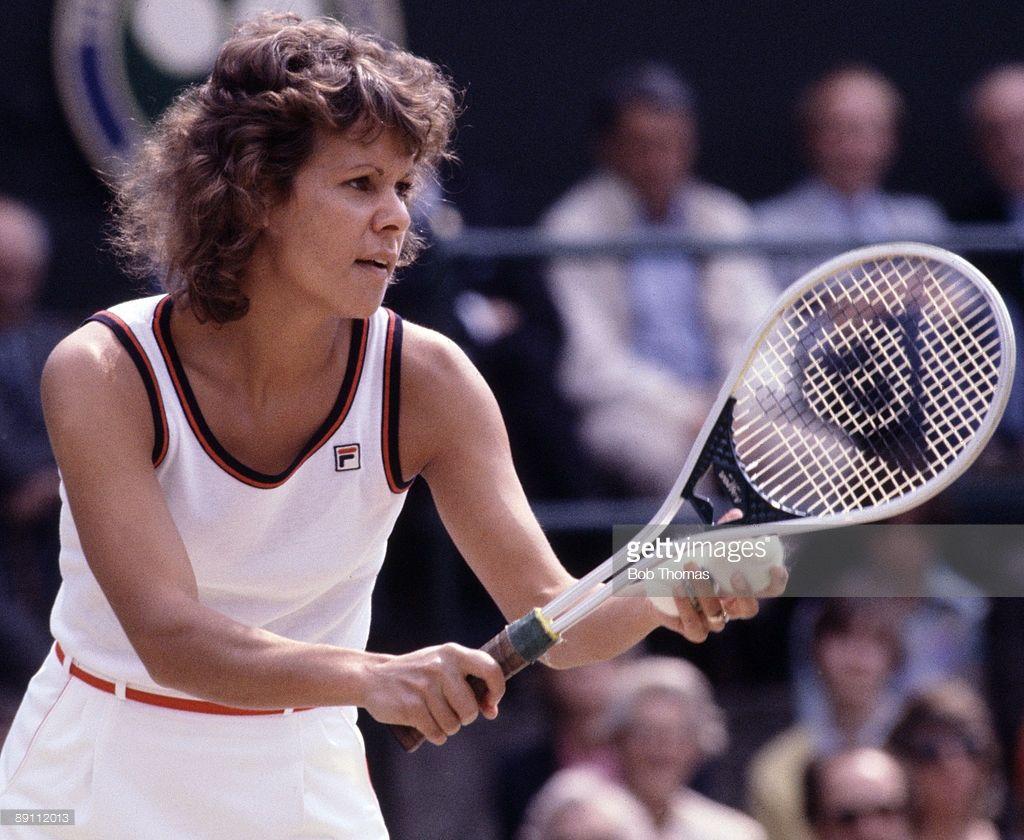 Evonne Goolagong (Aus). 1974, 1975, 1976 & 1977 (Dec