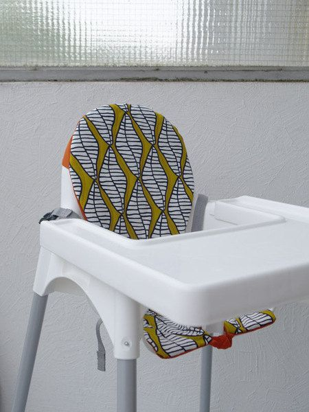 Ikea ANTILOP Cover Highchair Pattern by TutorialGirl on Etsy   Baby ...