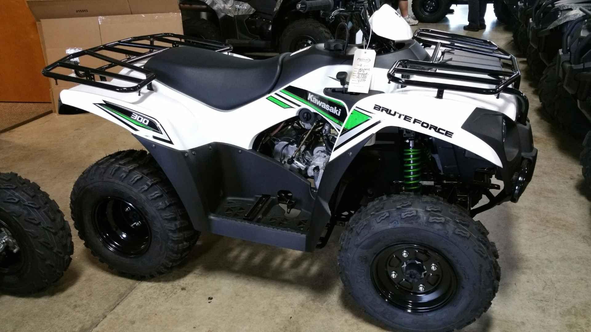 New 2016 Kawasaki Brute Force® 300 ATVs For Sale in Ohio. The Brute