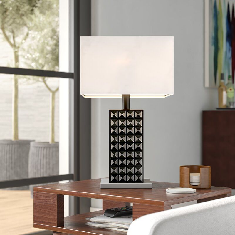 "Donvers 20"" Table Lamp (With images) Table lamp, Drum"