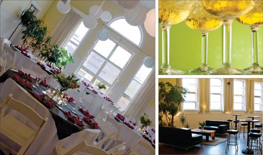 Agave Room Above The Rio Fort Collins Colorado Wedding Reception Site CO