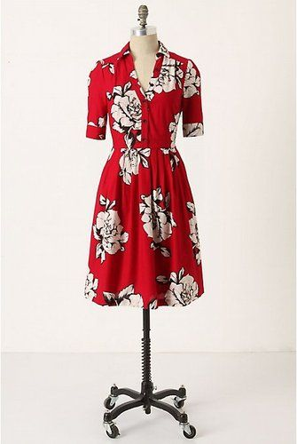 2065f7761b2b4 Anthropologie Maeve Dagmar Shirtdress 4 NWT in 2019 | Fashion ...