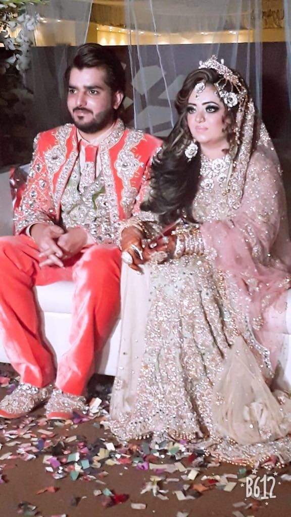 Wedding Photos of Javed Nihari Son is Going Viral on