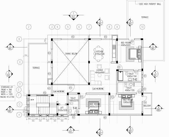 Arsuchismita I Will 2d Drawing Floor Plan Elevation Section And Site Plan For 15 On Fiverr Com In 2020 Floor Plans Site Plan Interior Design Services