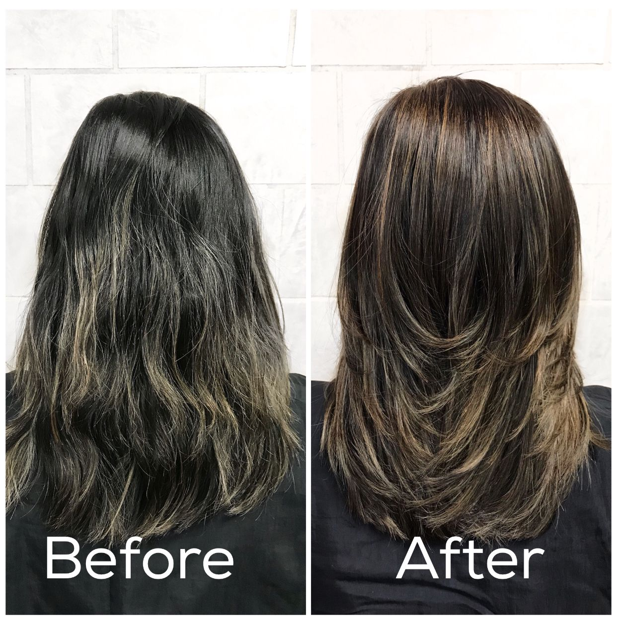 Sarah Dam Chambers Color Correction Specialist At Modern Style Studio Is Known For Turning Disaster Hair Nig In 2020 Color Correction Long Hair Styles Your Hair