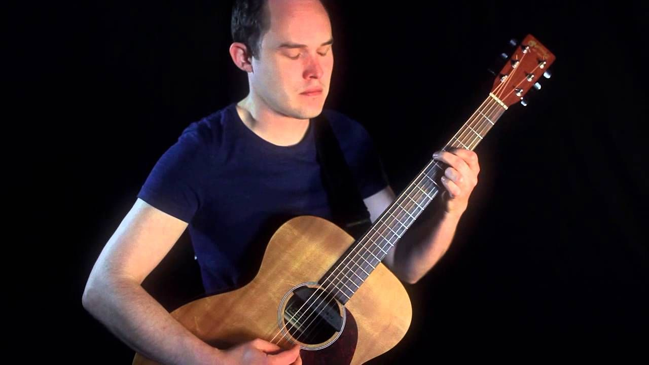 Chris Woods Groove - 'Unhinge' - Acoustic Guitar