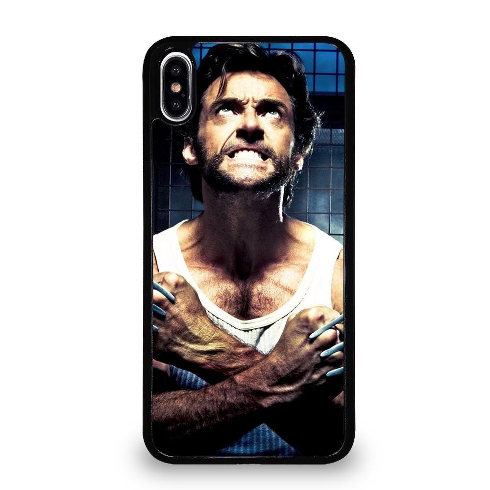 WOLVERINE 2 iPhone XS Max Case - Black / Plastic