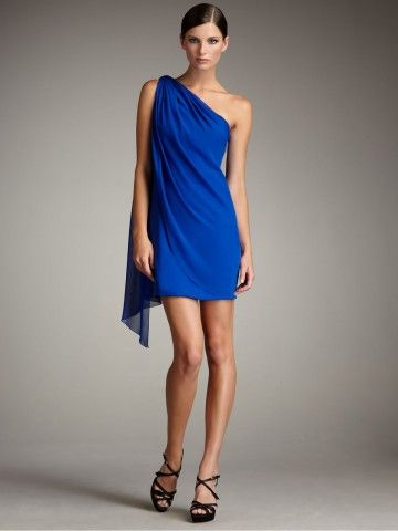17 Best images about Blue cocktail dress on Pinterest - One ...