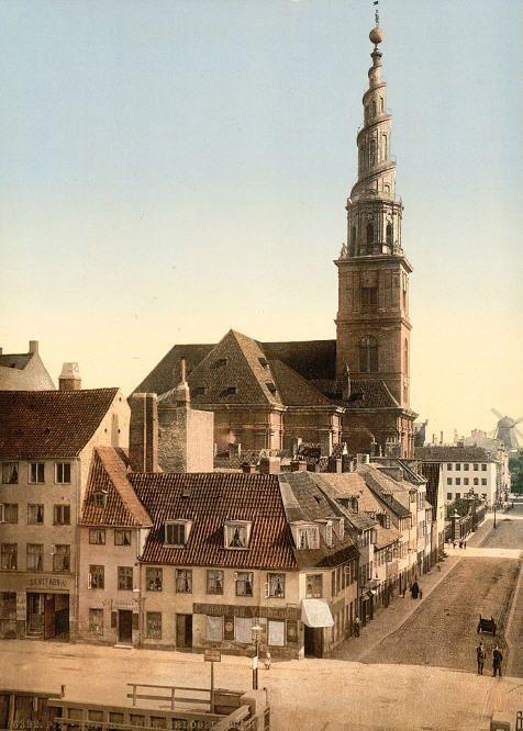Frelserkirken på Christianshavn