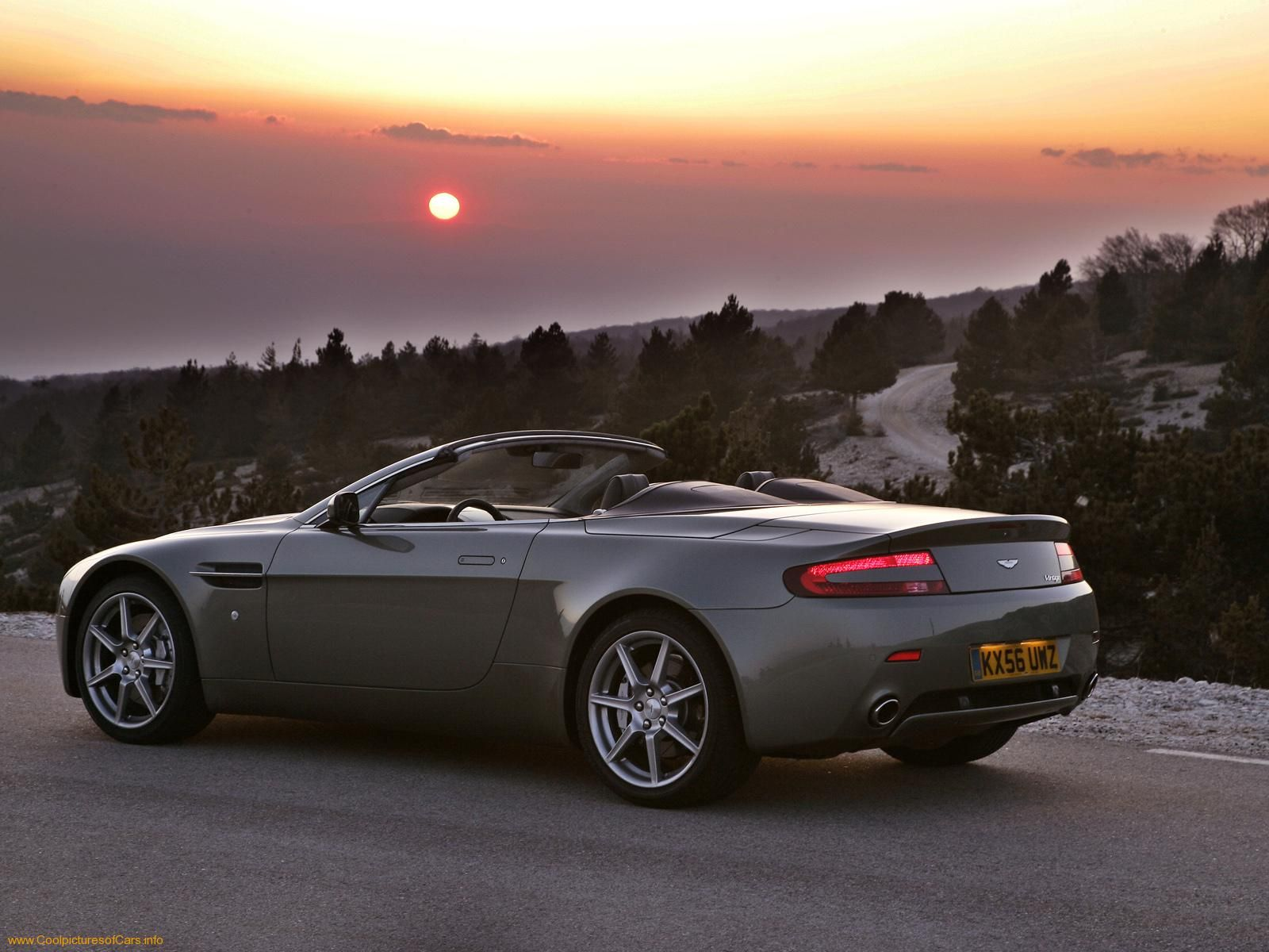 The Sound Of The Aston Martin V8 Vantage Convertible S Exhaust Is So Wonderful We Can Listen To It All Day Aston Martin Aston Martin V8 Aston