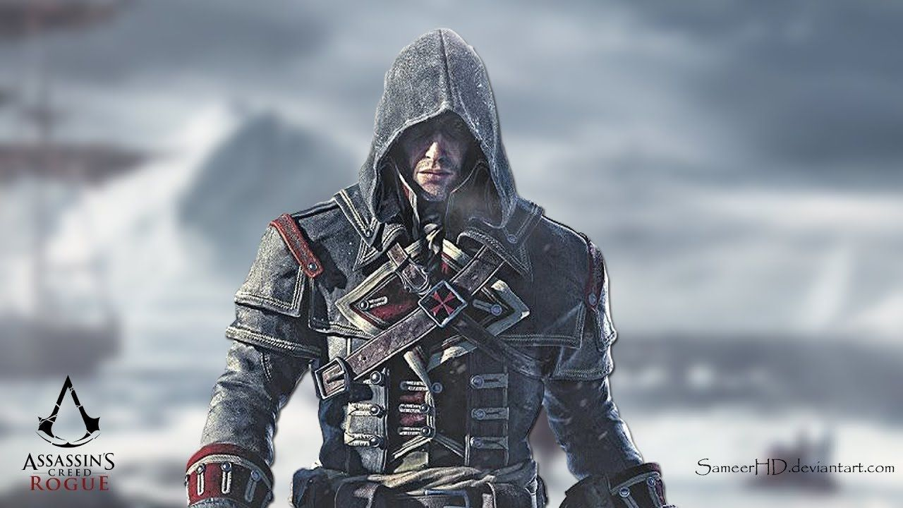 Assassin S Creed Rogue Shay Cormac S Betrayal Shay Patrick Cormac Bi Assassins Creed Rogue Assassins Creed Assassin S Creed