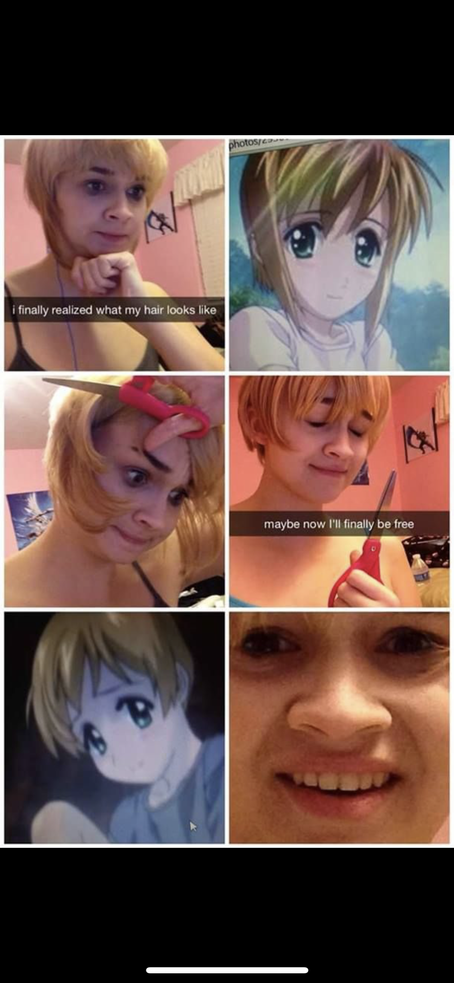 Pin On Anime Meme