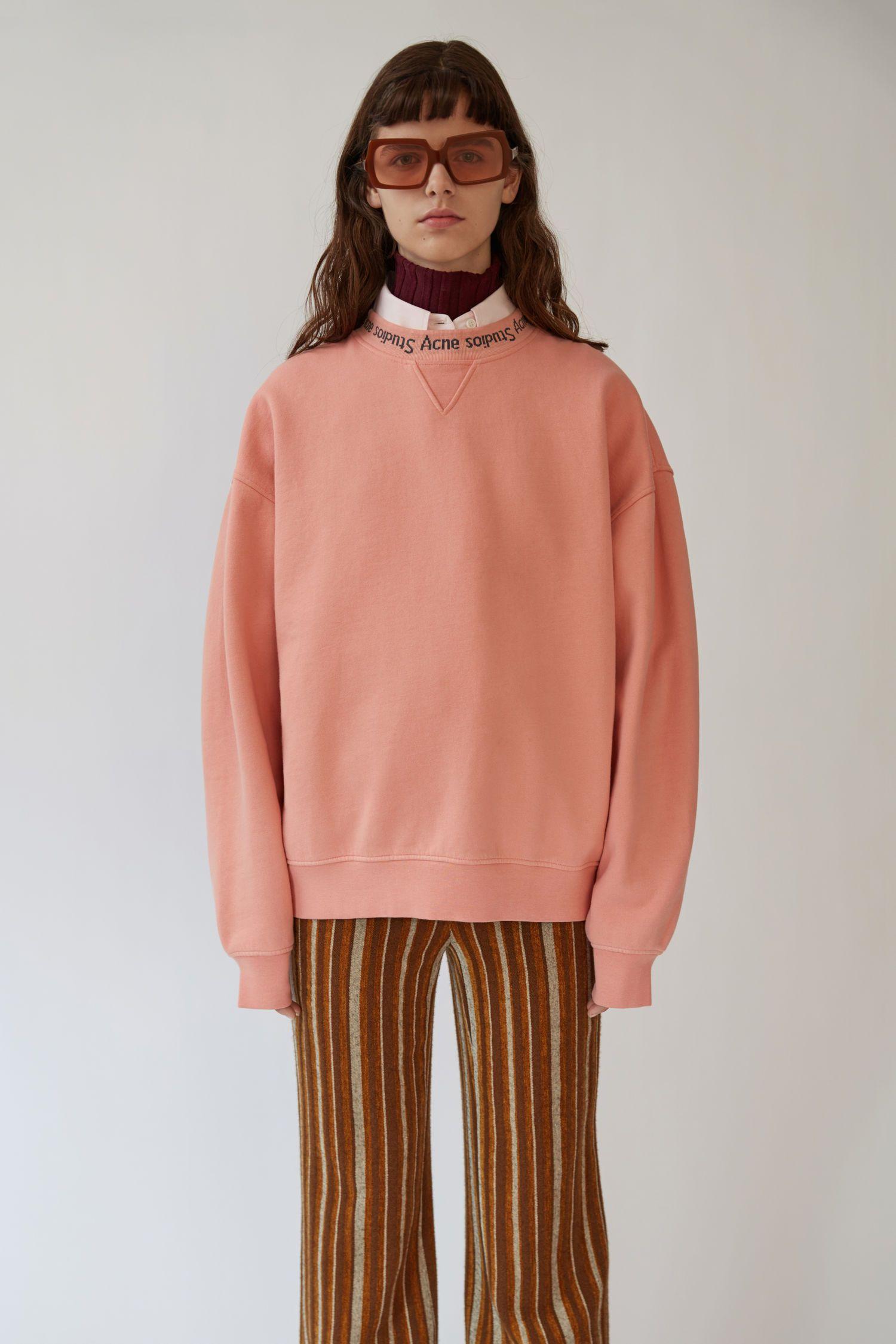 Ready-to-wear Yana rib Light Pink 1500x 001   Fashion   Acne studios ... 982749de98c