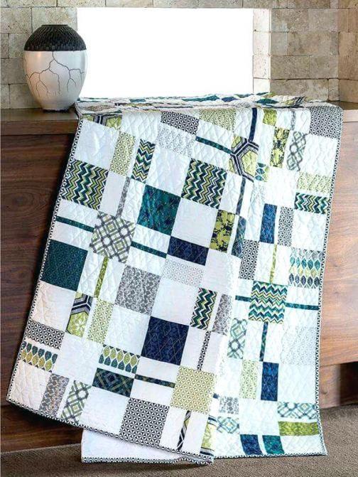 Modern Quilt Patterns Google Search Modern Quilt