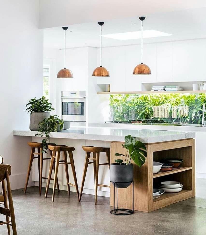 Pin de Paun Iulia en My dream home | Pinterest | Cocinas, Interiores ...