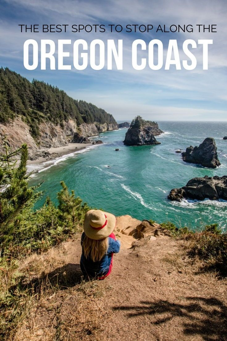 Scenic stops: An epic itinerary for an Oregon coast road trip