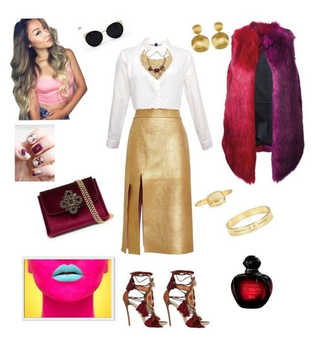 """""""fashionista lady"""" by prettycarole ❤ liked on Polyvore featuring Una-Home, Dsquared2, Nina Ricci, Marco Bicego, Diesel, ABS by Allen Schwartz, Bebe, West Elm and Christian Dior"""