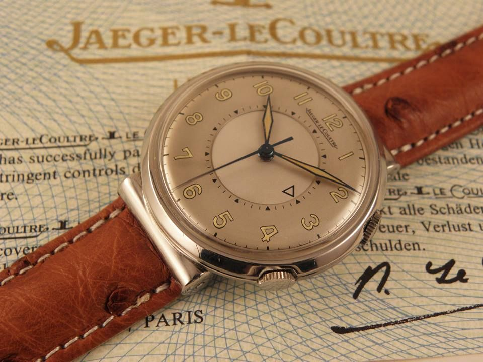 Memovox 1951 rolled lugs jaeger lecoultre pinterest trendy watches jaeger for Trendy celebrity watches