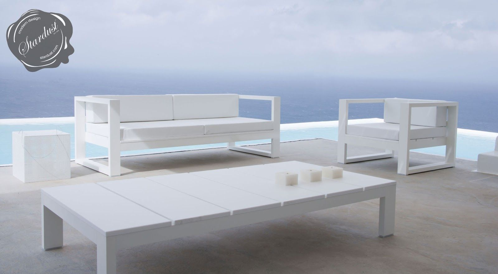 Garden Furniture White